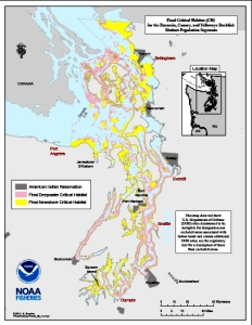 NOAA Rockfish Protection Area